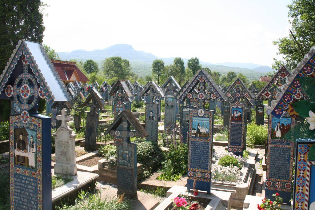 Sapanta cimitir vesel