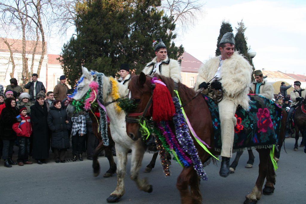 festival datini maramures