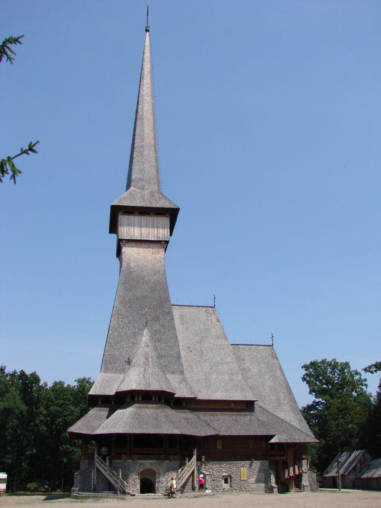 sapanta biserica maramures