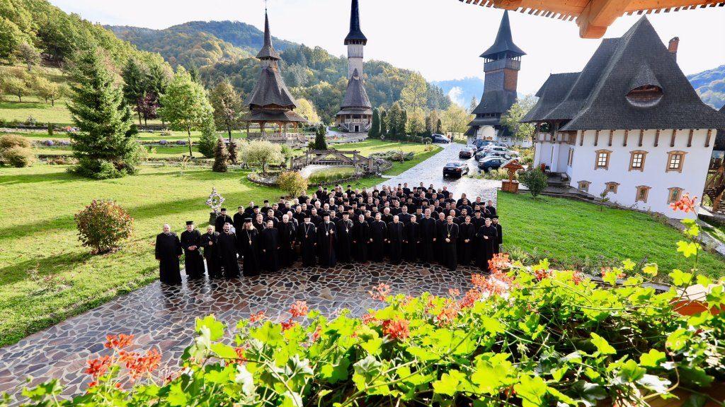 manastirea barsana conferinta preoti